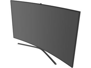 Samsung G850 SUHD TV 3D Model