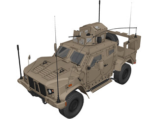 Oshkosh L-ATV 3D Model