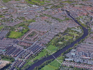 York City, UK (2020) 3D Model