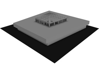 Building Skylight 3D Model