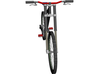 Bike Rocky Mountain RM7 3D Model