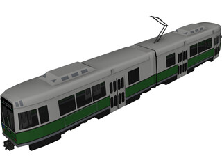 CLV Electric Cab 3D Model
