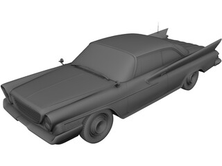 Chrysler Newport (1961) 3D Model