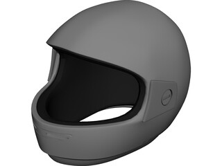 Helmet 3D Model 3D Preview