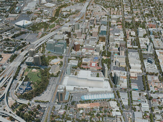 San Jose City, USA (2020) 3D Model