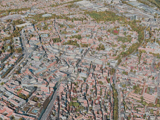 Augsburg City, Germany (2020) 3D Model