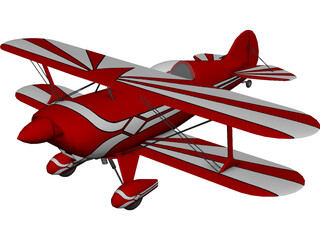 Pitts Special 3D Model