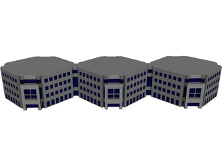 UGA Life Sciences Building 3D Model