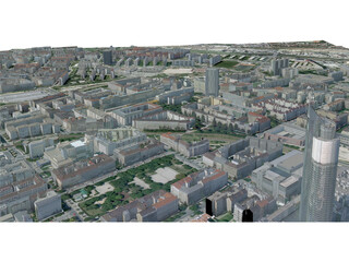 Vienna City [Part 1/13] 3D Model