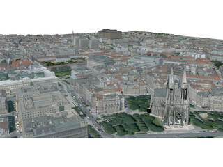 Vienna City [Part 3/13] 3D Model