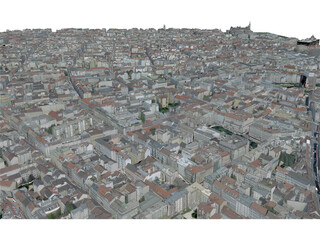 Vienna City [Part 7/13] 3D Model