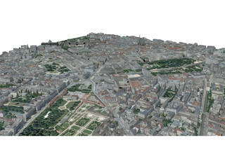 Vienna City [Part 8/13] 3D Model