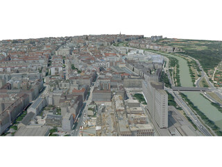 Vienna City [Part 9/13] 3D Model