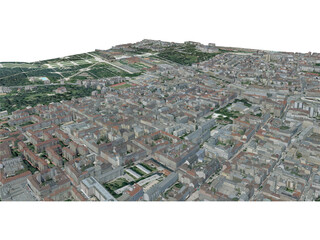Vienna City [Part 10/13] 3D Model