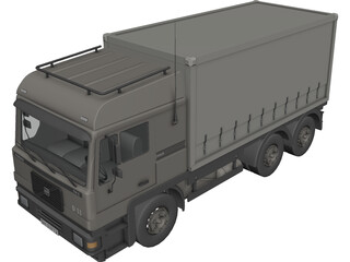 Volvo TH5 3D Model 3D Preview