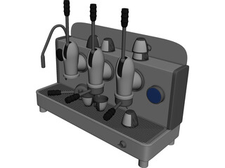Percolator 3D Model