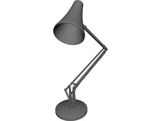 Anglepoise Lamp 3D Model