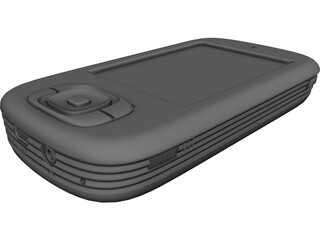 HTC Imate Jam Phone 3D Model 3D Preview