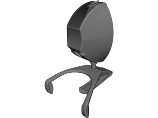 PC Webcam Creative NX CAD 3D Model