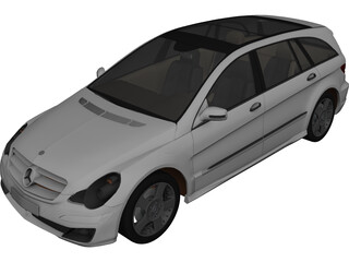 Mercedes-Benz R-Class 3D Model