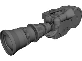 ARRI 535 Camera [NURBS] 3D Model