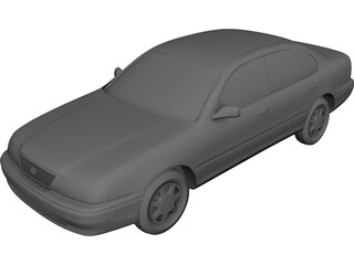Toyota Avalon (1995) 3D Model