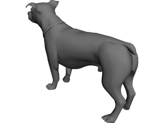 Dog [NURBS] 3D Model