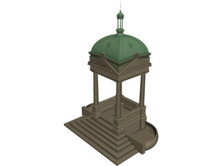 St. Mary Chapel 3D Model