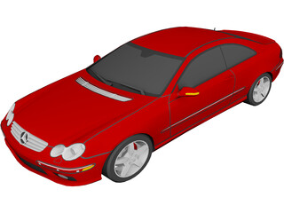 Mercedes-Benz SL-Class 3D Model