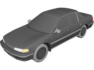 Honda Civic 3D Model