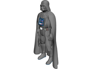 Star Wars Darth Vader 3D Model