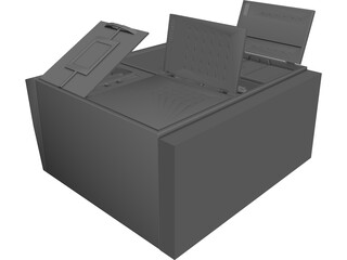 Fused Deposition Modelling 3D Model
