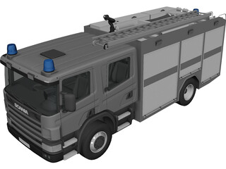 Scania 3D Models - 3D CAD Browser