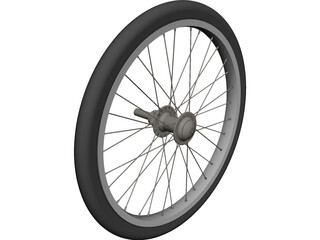 Bicycle Wheel 20