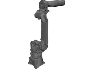 Fanuc M20iA CAD 3D Model