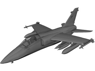 Embraer AMX A1 3D Model