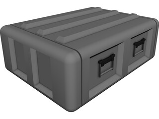 Case Transport 3D Model