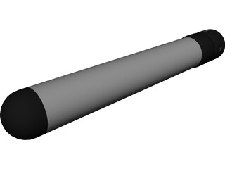US Torpedo M 60 3D Model