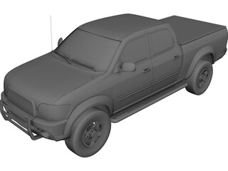 Toyota Tundra Pickup (1999) 3D Model