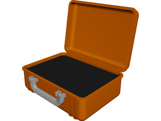 Pelican Case 1460 CAD 3D Model