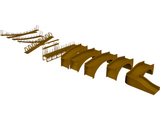 Bridge Collection 3D Model