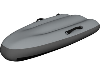Airboard 3D Model
