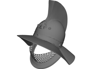 Thracian Helmet 3D Model 3D Preview