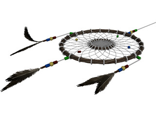Dreamcatcher 3D Model
