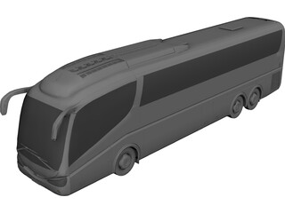 Irizar PB Bus 3D Model 3D Preview