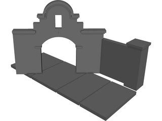 Wall Decorative 3D Model