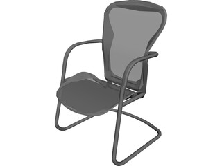 Aeron Task Chair 3D Model