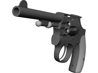 Smith&Wesson Ladysmith 3D Model