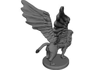 Gryphon 3D Model