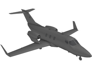 Honda HA-420 HondaJet 3D Model